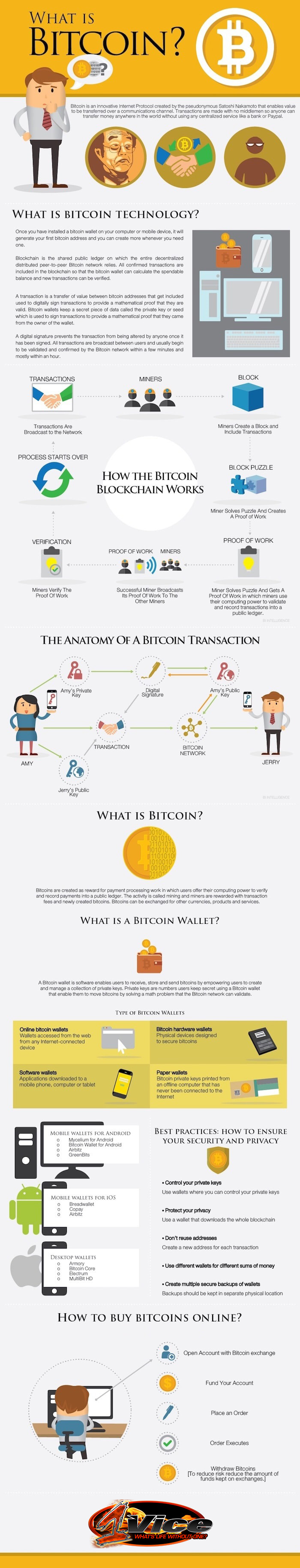 What is Bitcoin 1Vice