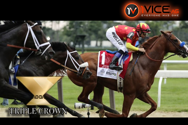 The Racebook at 1Vice.ag Has You Covered for 2021 Triple Crown Racing